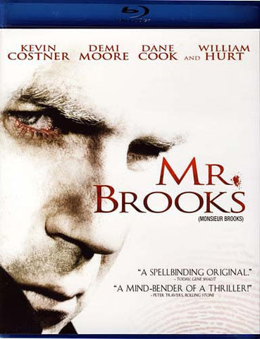 Mr. Brooks (Blu-ray) BLU-RAY Movie