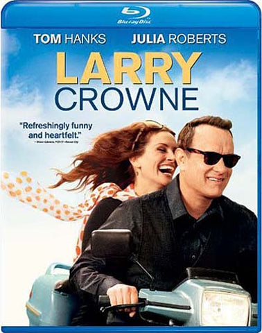 Larry Crowne (Bilingual) (Blu-ray) BLU-RAY Movie