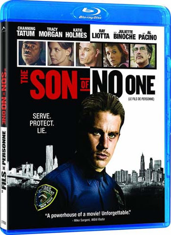 The Son of No One (Blu-ray) BLU-RAY Movie