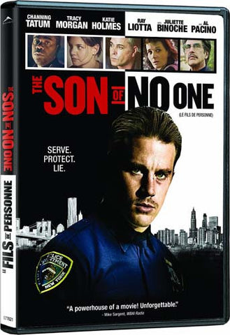 The Son of No One DVD Movie