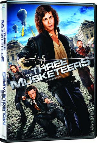 The Three Musketeers DVD Movie