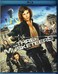 Three Musketeers (Bilingual) (Blu-ray)