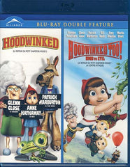 Hoodwinked / Hoodwinked Too! Hood Vs. Evil (Bilingual) (Double Feature) (Blu-ray)