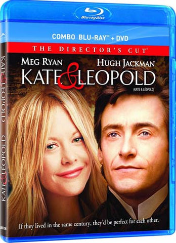 Kate and Leopold - Director's Cut (Blu-ray+DVD Combo) (Blu-Ray) BLU-RAY Movie