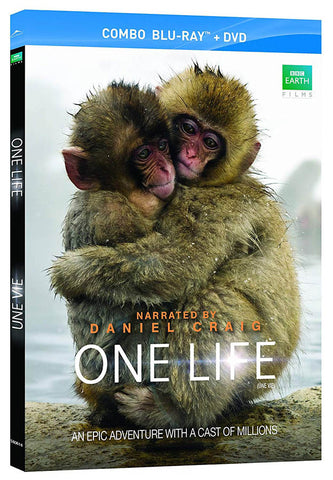 One Life (Eco-Friendly Packaging) (Blu-ray + DVD) (Blu-ray) (Bilingual) BLU-RAY Movie