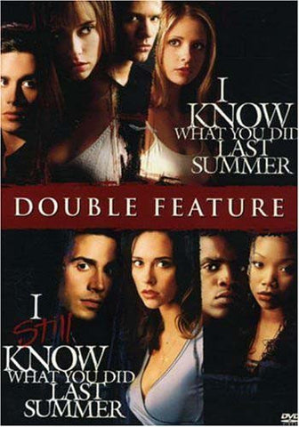 I Know What You Did Last Summer/I Still Know What You Did Last Summer (Double Feature) DVD Movie