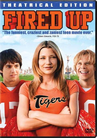 Fired Up (Theatrical Version) DVD Movie