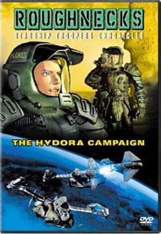 Roughnecks - The Starship Troopers Chronicles - The Hydora Campaign DVD Movie