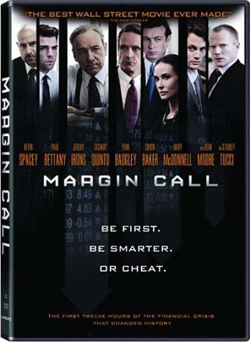 Margin Call (Bilingual) DVD Movie