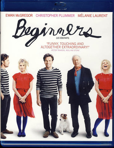Beginners (Bilingual) (Blu-ray) BLU-RAY Movie
