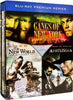 Gangs of New York/New World/Appaloosa (Bilingual) (Blu-ray) (Boxset) BLU-RAY Movie