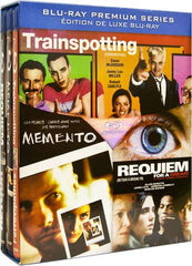 Trainspotting/Memento/Requiem for a Dream (Bilingual) (Blu-ray) (Boxset)