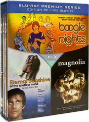 Boogie Nights/Eternal Sunshine/Magnolia (Blu-ray) (Boxset)