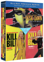 From Dusk Till Dawn/Kill Bill Vol. 1/Kill Bill Vol. 2 (Triple Feature)(Blu-ray) (Bilingual) (Boxset)