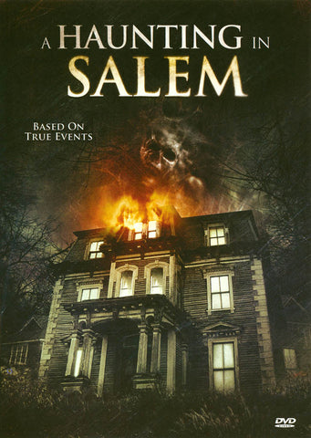 A Haunting in Salem DVD Movie
