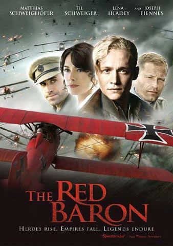 The Red Baron DVD Movie