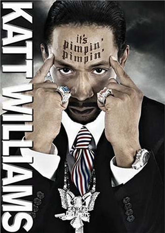 Katt Williams: It's Pimpin' Pimpin' DVD Movie