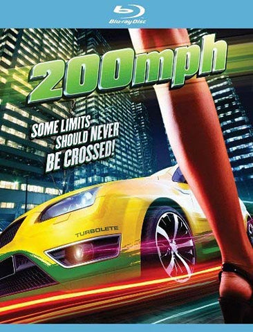 200 Mph (Blu-ray) BLU-RAY Movie