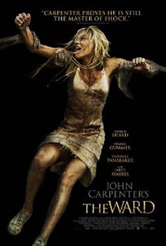 The Ward DVD Movie