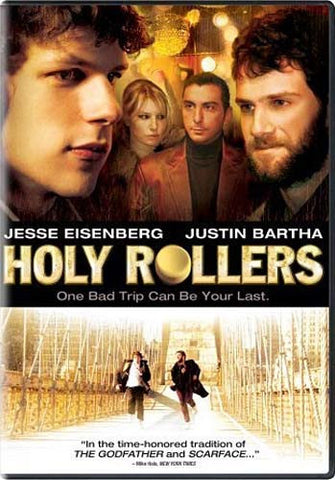 Holy Rollers DVD Movie