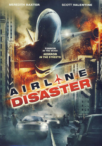 Airline Disaster DVD Movie