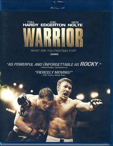Warrior (Blu-ray) BLU-RAY Movie