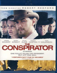 The Conspirator (Bilingual) (Blu-ray)
