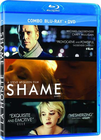 Shame (Combo Blu-ray + DVD) (Blu-ray) (Bilingual) BLU-RAY Movie