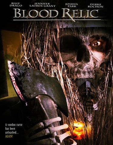 Blood Relic DVD Movie
