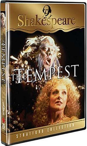 The Tempest - Shakespeare (Stratford Collection) DVD Movie
