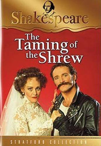 The Taming of the Shrew - Shakespeare (Stratford Collection) DVD Movie