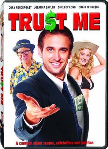 Trust Me DVD Movie