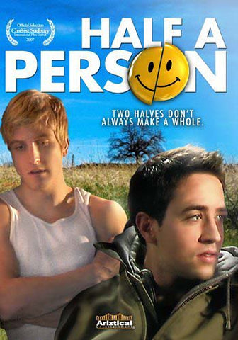 Half a Person DVD Movie