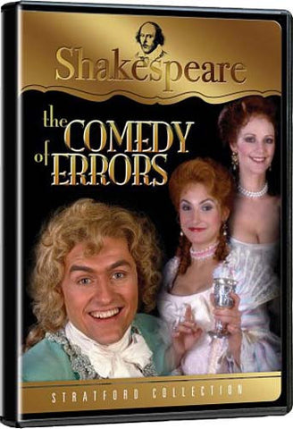 The Comedy Of Errors - Stratford Collection DVD Movie