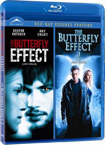 The Butterfly Effect / The Butterfly Effect 2 (Double Feature) (Blu-ray) BLU-RAY Movie