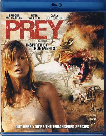 Prey (Blu-ray) BLU-RAY Movie