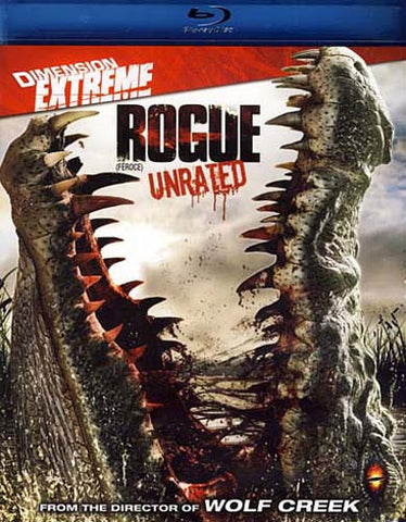 Rogue (Unrated) (Blu-ray) (Bilingual) BLU-RAY Movie