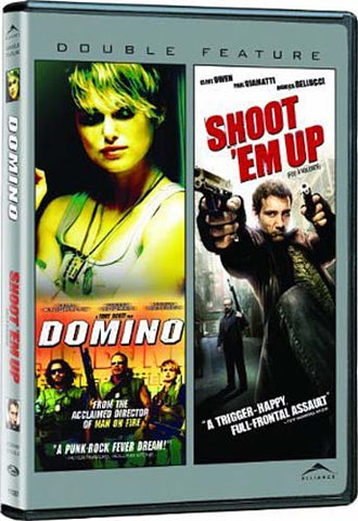 Domino/Shoot Em Up (Double Feature) (Bilingual) DVD Movie