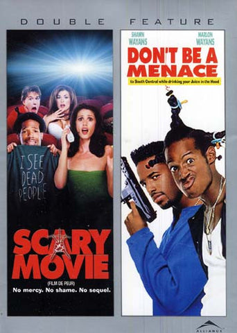 Scary Movie/Don t Be a Menace to South Central While Drinking Your Juice in the Hood (Bilingual) DVD Movie