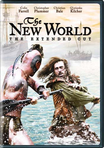 The New World - The Extended Cut DVD Movie