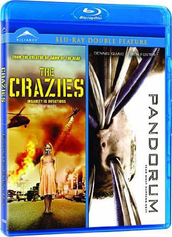The Crazies/Pandorum (Double Feature) (Bilingual) (Blu-ray) BLU-RAY Movie