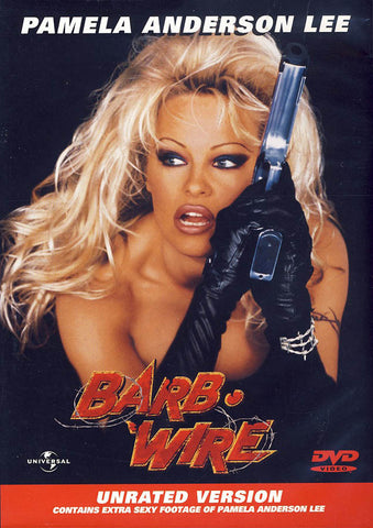 Barb Wire (Unrated Version) DVD Movie