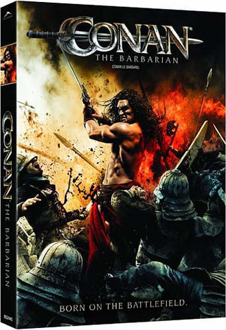 Conan the Barbarian (2011) DVD Movie