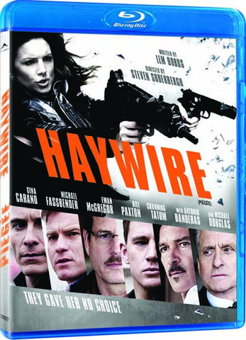 Haywire(Bilingual)(Blu-ray) BLU-RAY Movie
