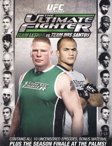 UFC - Ultimate Fighter - Team Lesnar vs. Team Dos Santos (Boxset) DVD Movie
