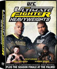 UFC- Ultimate Fighter - Heavyweights (Boxset)