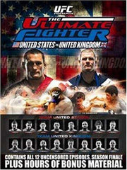 UFC - Ultimate Fighter - United States vs. United Kingdom (Boxset)