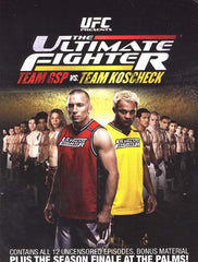 UFC - Ultimate Fighter - Team GSP vs Team Koscheck (Boxset)