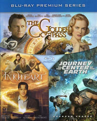 The Golden Compass/Inkheart/Journey To The Center Of The Earth (Blu-ray) (Boxset)