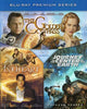 The Golden Compass/Inkheart/Journey To The Center Of The Earth (Blu-ray) (Boxset) BLU-RAY Movie